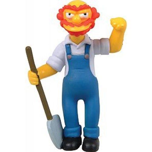 Simpsons Figurines Series 3 Springfield Elementary - Groundskeeper Willie