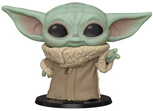 Funko- Pop Star Wars: Mandalorian-10 Mandalorian The Child Figura Coleccionable, Multicolor (49757)