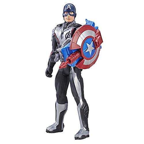 Marvel Avengers Endgame Titan Hero Power FX Capitán América