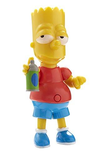 Figura Bart, Los Simpson 15 cm, deluxe con sonido, Headstart
