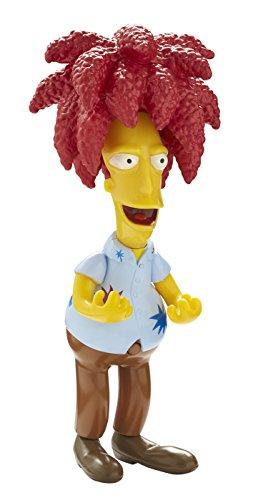 The Simpsons Figura de Bob Sideshow con Sonido