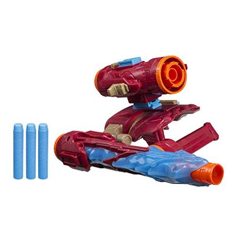 Marvel Avengers- Assembler Gear Iron Man, Talla única (Hasbro E0562EU4)