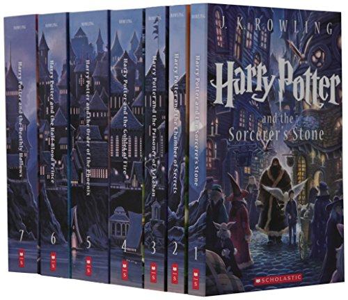 Scholastic: Special Edition Harry Potter Paperback Box Set