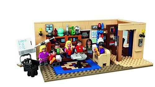 LEGO Ideas 21302 484pieza(s) - Juegos de construcción (Series de TV, Cualquier género, Multi)