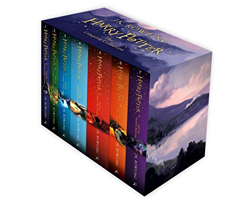 Pack Harry Potter - The Complete Collection (English)