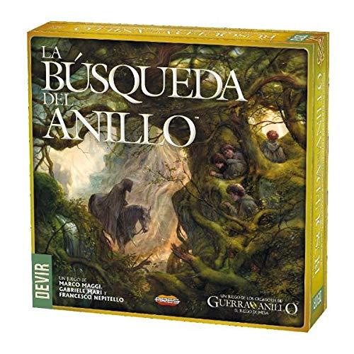 Devir búsqueda del Anillo (ed. en español), Multicolor (BGBUSA)