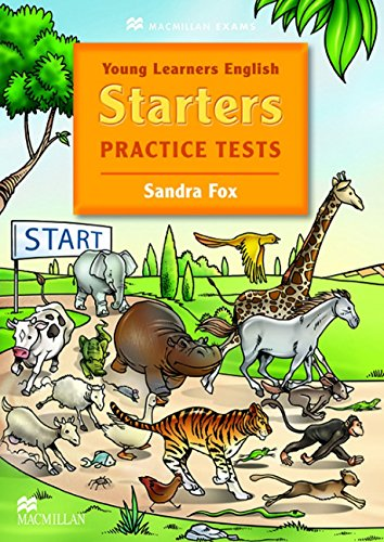 YOUNG LEARNERS PRAC TESTS Start Sts Pk (Young Learn Practice)