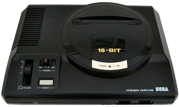 cuánto sabes de Sega megadrive
