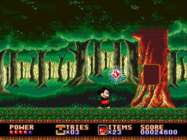 juego Mega Drive