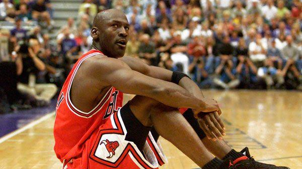 test cuanto sabes de Michael Jordan