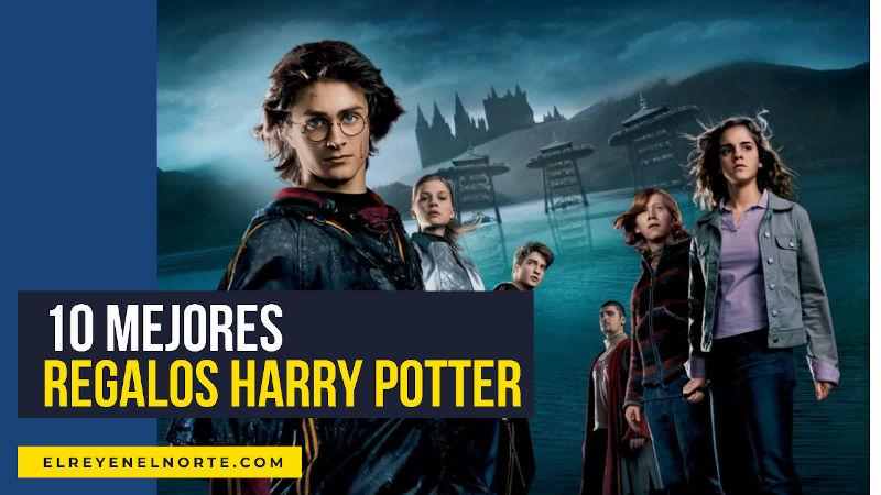 mejores regalos Harry Potter