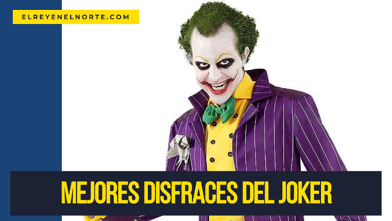 mejores disfraces del Joker