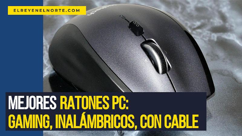 mejores ratones PC
