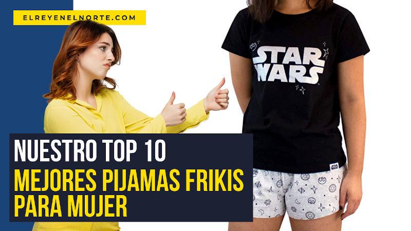 pijamas frikis para mujer